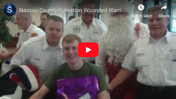 Nassau County Operation Wounded Warrior Video