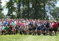 Golfing for Wounded Warriors